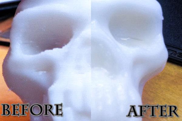 Acetone Vapor bath